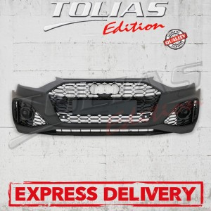 FRONT BUMPER TYPE RS4