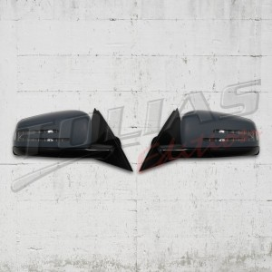 SIDE MIRRORS TYPE S65 FACELIFT