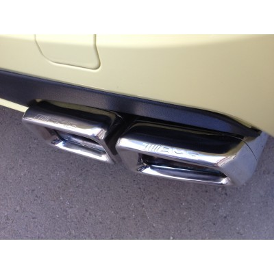 EXHAUST PIPES TIPS