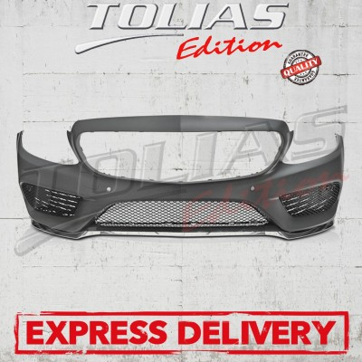 FRONT BUMPER TYPE AMG PACKET